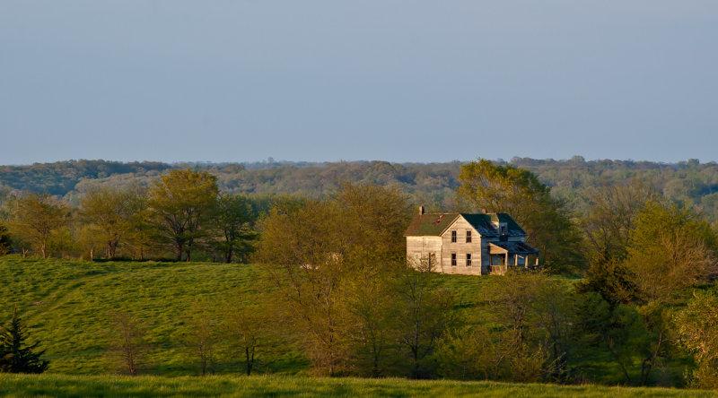 Todd Heirs Home (Northwest of Albany, Missouri)