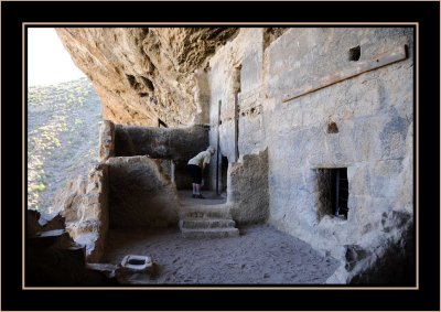 Cliff Dwelling at Tonto National Monument