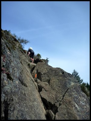 Mt. Finlayson Climb 7