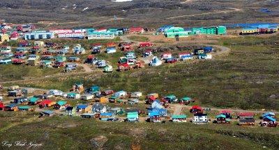 Colors of Iqaluit,Nunavut,Canada