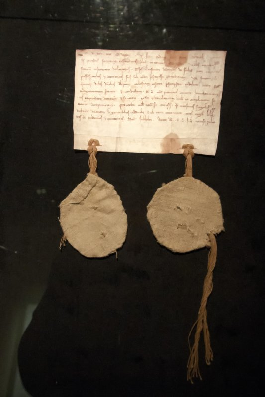 Letter from 1252 - earliest evidence for the name Stockholm