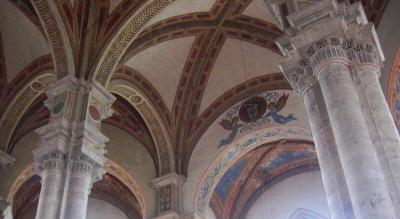 Church in Pienza