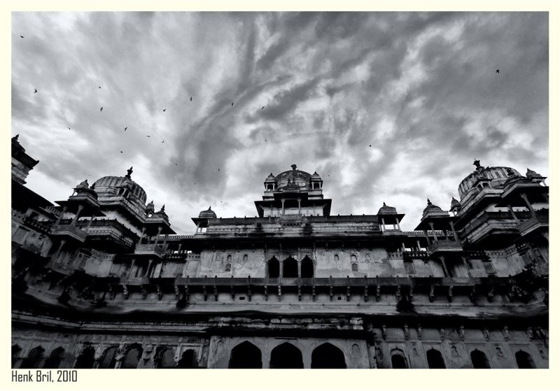 the Birds of Orchha