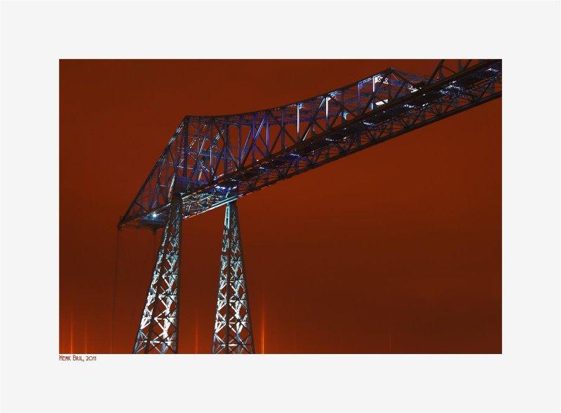 100 anniversary Transporter Bridge - III