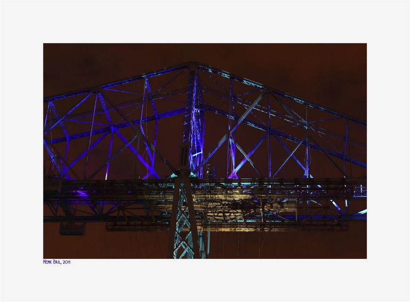 100 anniversary Transporter Bridge - VI