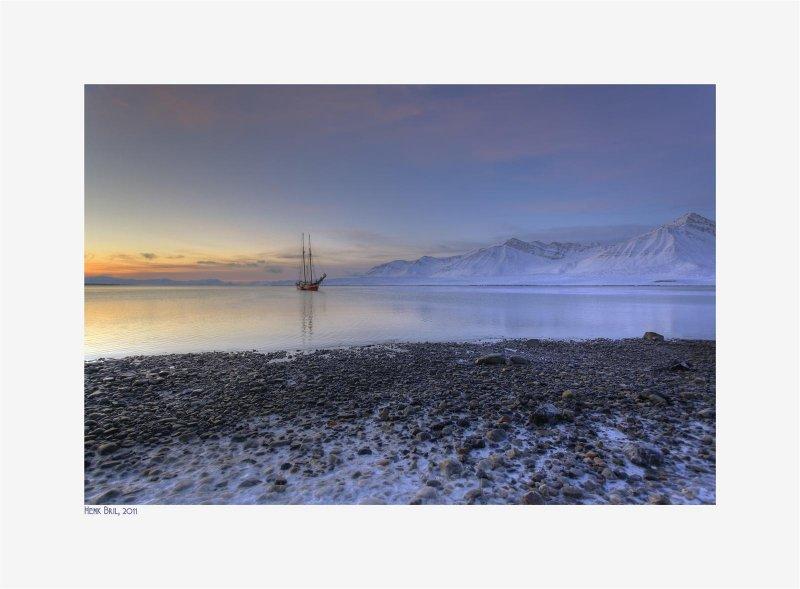 Isfjord - Ymerbukta - no hectic