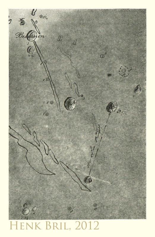 Fig 23 - Die Gegend nördlich von Bessarion