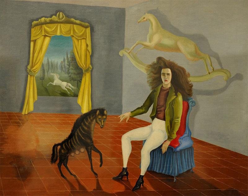 Self Portrait - Leonora Carrington