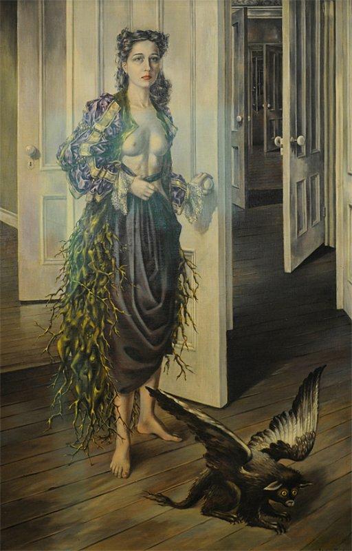 Birthday - Dorothea Tanning