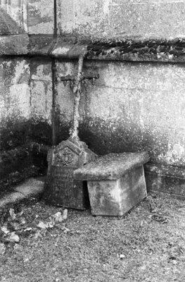 French Gravestone