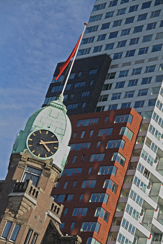Hotel New York and Montevideo Tower