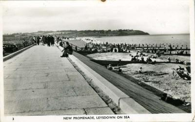 New Promenade, Leysdown
