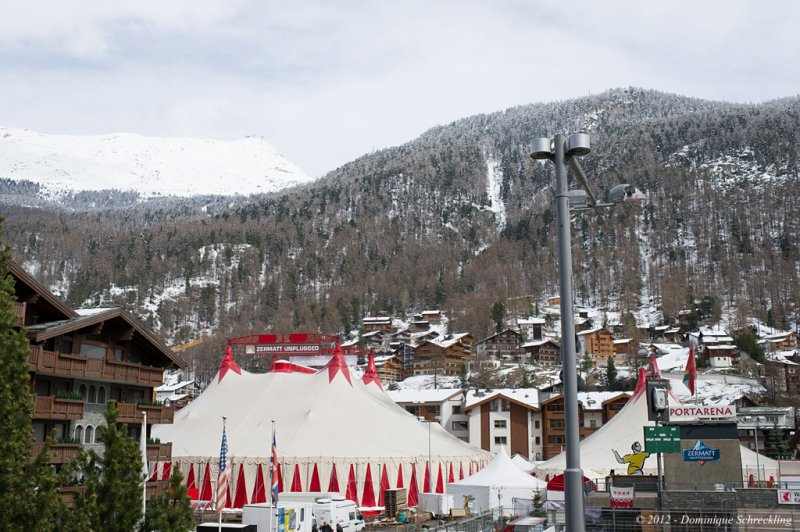 Zermatt Unplugged Festival
