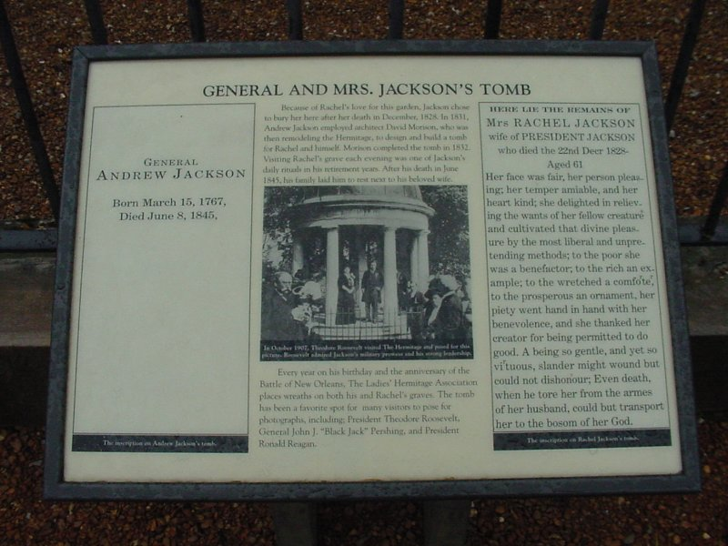 Click on Larger Image - This sign explains the memorial  and contains some interesting information.