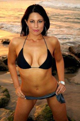 Model  Kathryn Sforcina