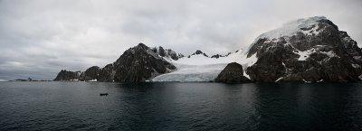 Argentina's Meteorologic / Scientific Station - ORCA Station -