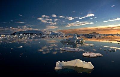 El Pasillo de los Icebergs