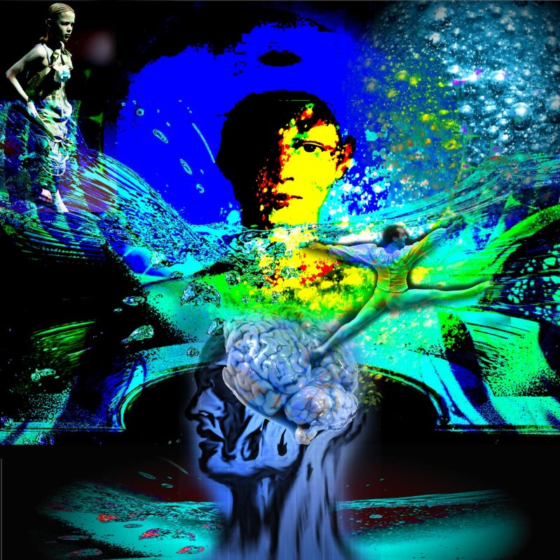 Lucy in the sky,....Psychedelic.....Groovy...