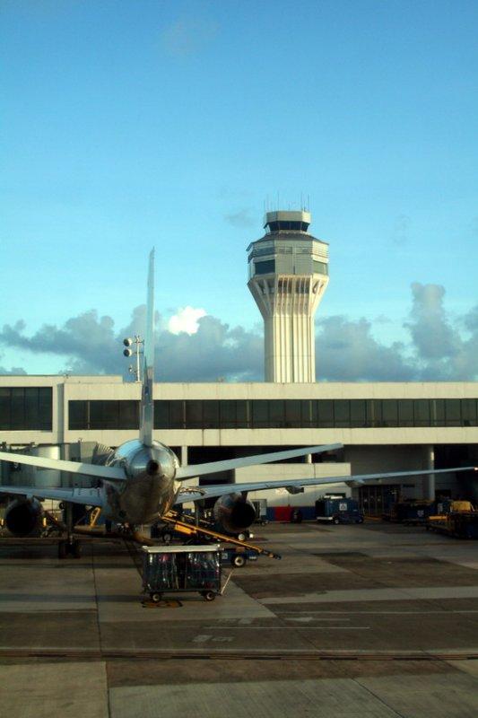 Luis Muñoz Marin Airport- San Juan PR