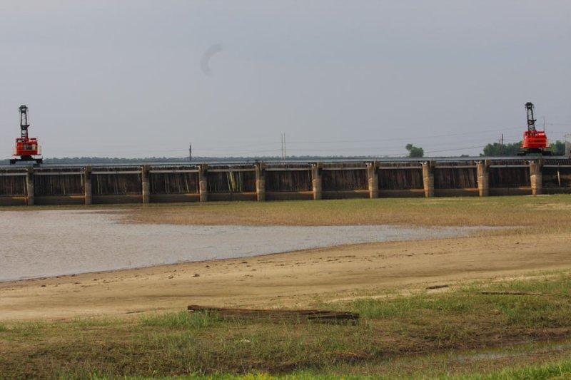 June 16, 2008 - River side
