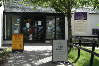 Culloden Battlefield Visitor Centre
