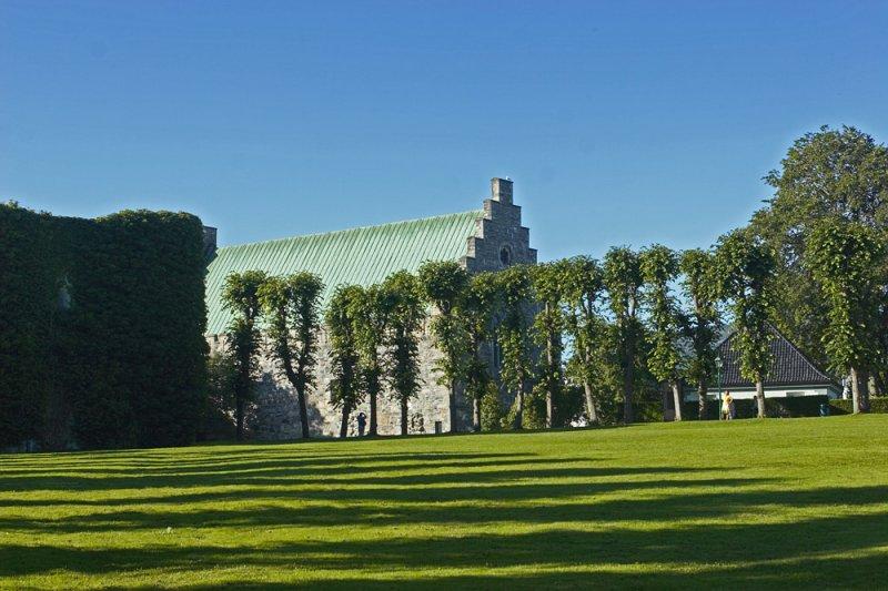 Bergenhus Fortress - Haakons Hall