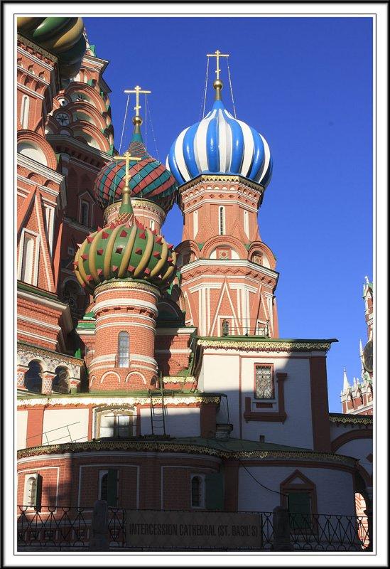 Chapels of St. Basil