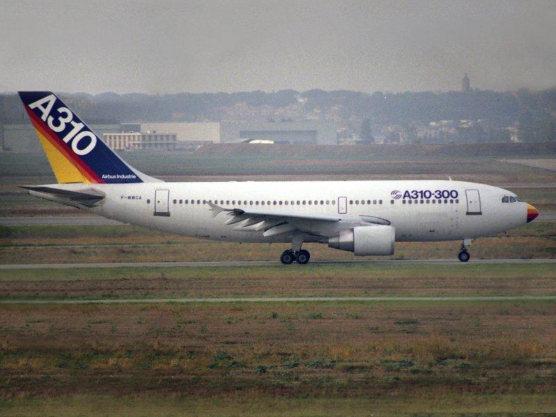 A310-300  F-WWCA