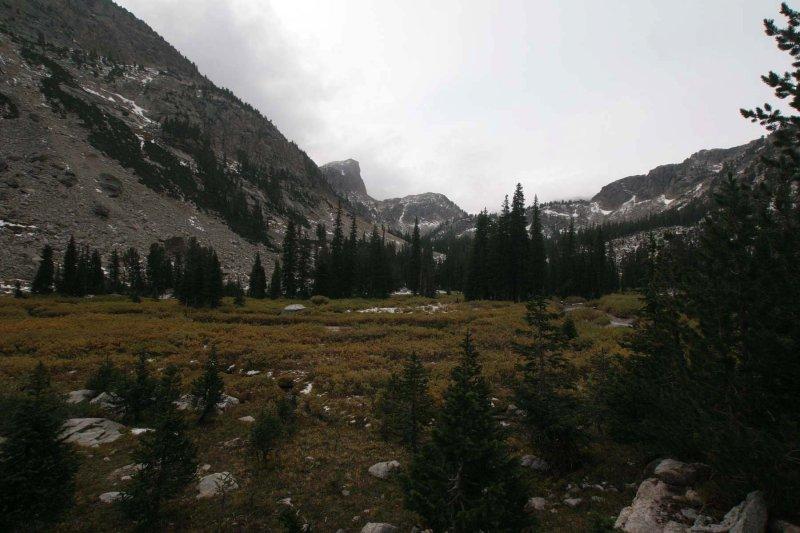 Beautiful Cascade Canyon