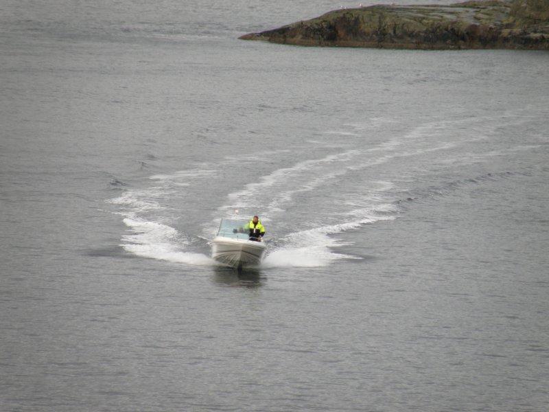 Bernard Eriksen i Rongesund