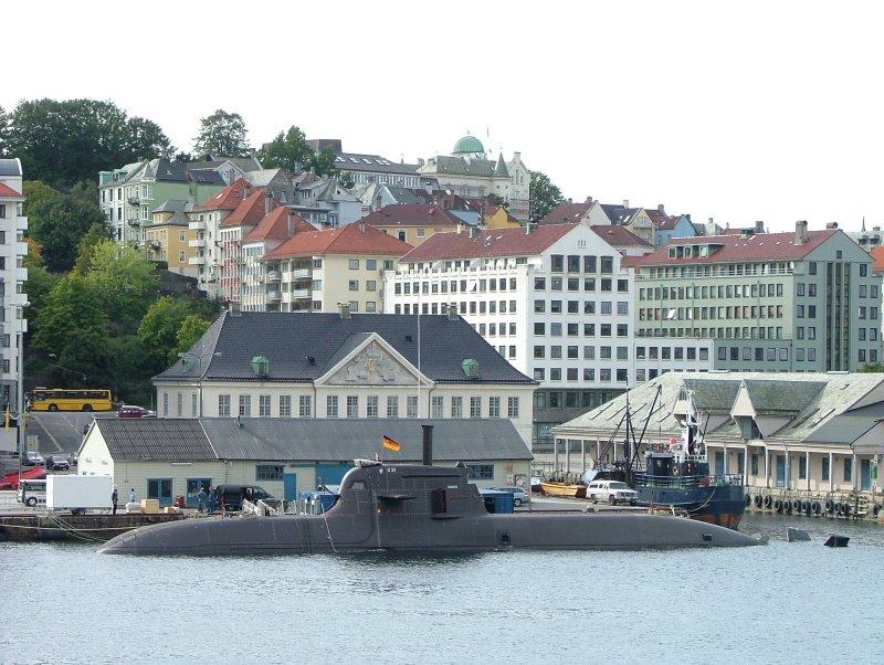 U34 Bergen - Norwegen 23 Sept 2006