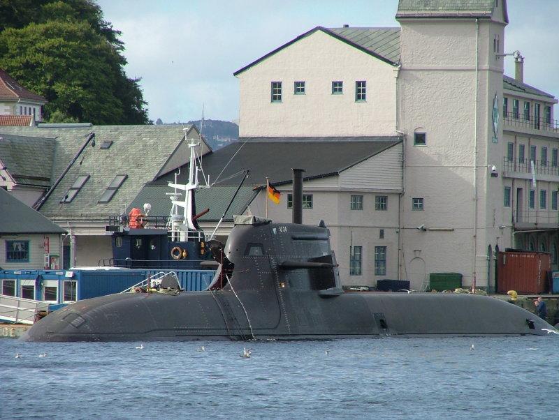 U34-Bergen-Norwegen