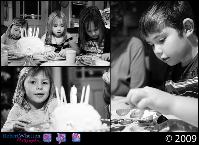 Maisy's 6th Birthday Party pre-party. Photographs by Robert Whetton Dorset Photographer