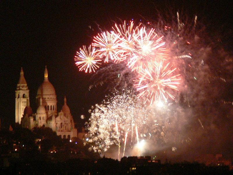 October 2009 fireworks