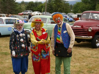 Clowns are People too!