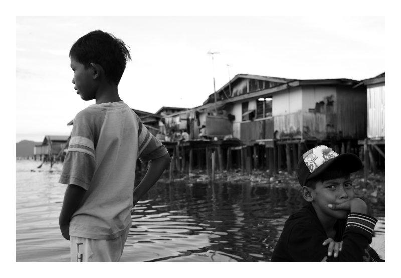 Boys, Kota Kinabalu, Malaysia