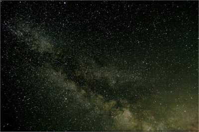 Milky Way Looking South