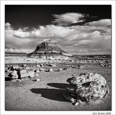 Bisti Badlands Photo Gallery
