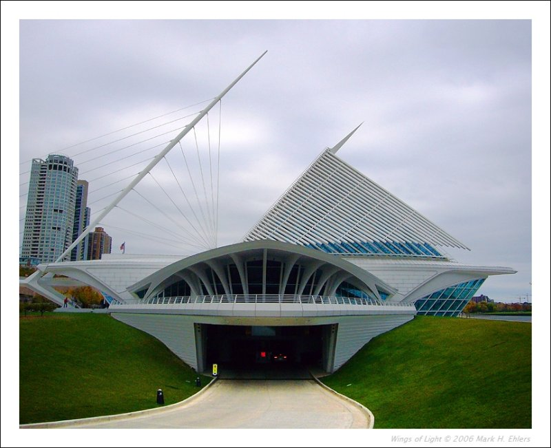 Milwaukee Art Museum/Calatrava