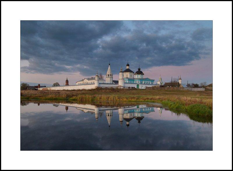 Kolomna, Bobrenev monastery, founded at 1381