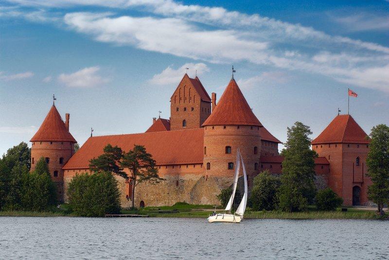 Lithuania, Trakai castle
