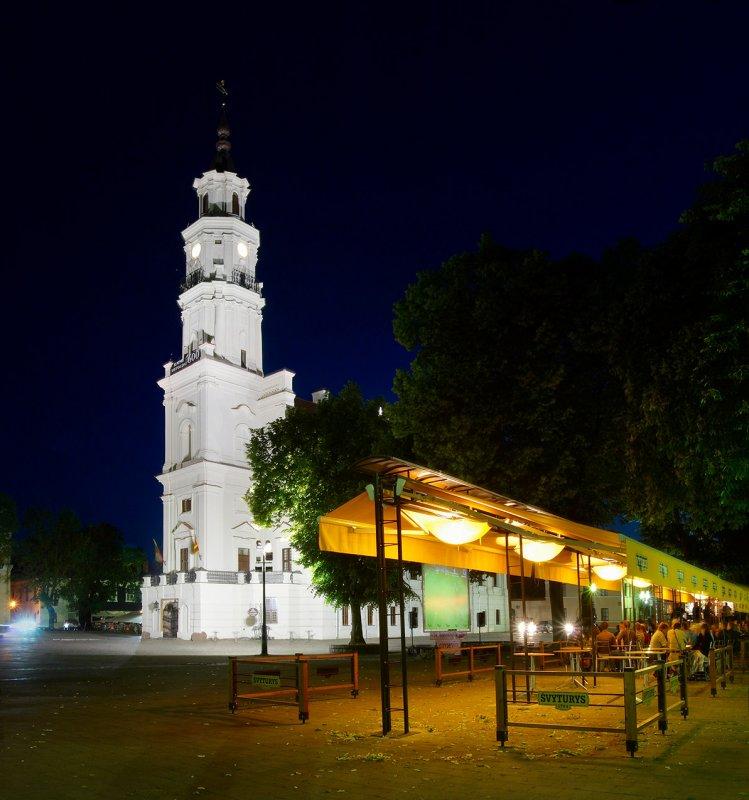 Lithuania, The Town Hall of Kaunas