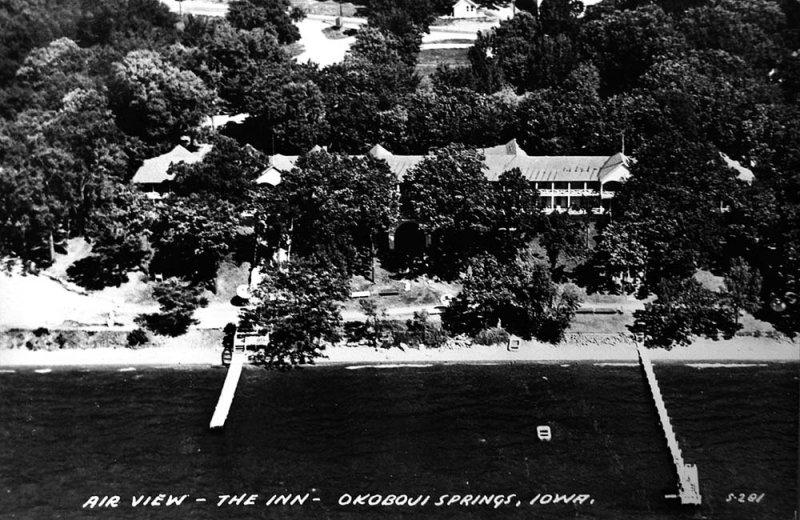The Inn Air View