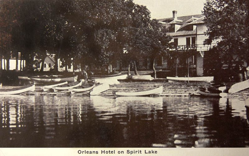 Orleans Hotel On Spirit Lake