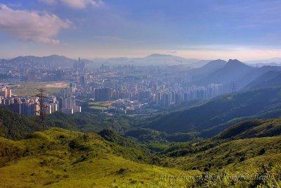 Kowloon Peninsula ¤EÀs¥b®q