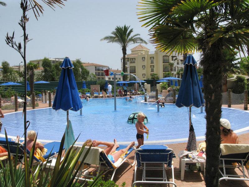 Kiddie Pool View **