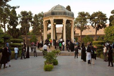 Hafezs Tomb - Shiraz