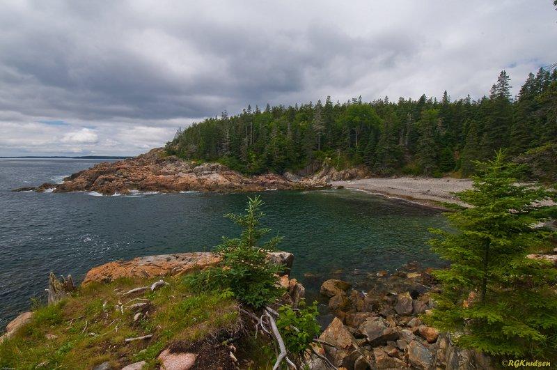 Acadia NP - Little Hunters Beach