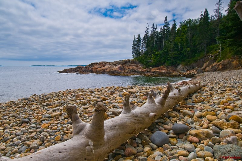 Acadia NP - Little Hunter Beach