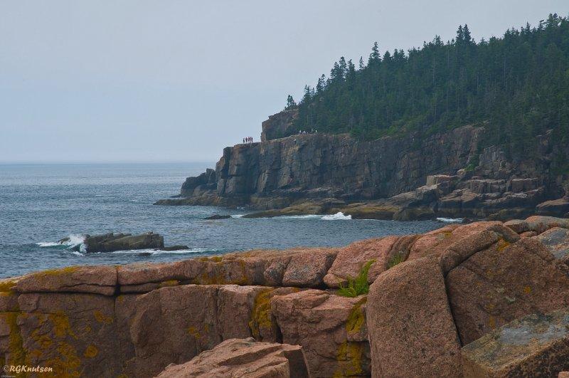 Acadia NP - Otter Cliffs